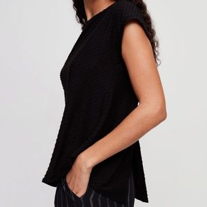 Wilfred black Anvers T-shirt